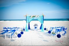Elegant Beach Weddings in Gulf Shores, Orange Beach, Pensacola