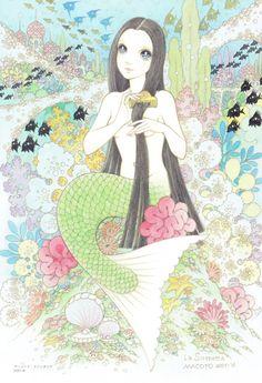 the little mermaid by Macoto Takahashi