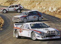 Lancia Martini Racing bikesandcars: