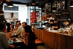 York Lane - CBD Coffee, Bar & Tapas