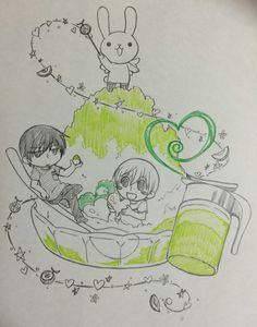 Sekaiichi Hatsukoi| By: @yukarikoume | Alice :3