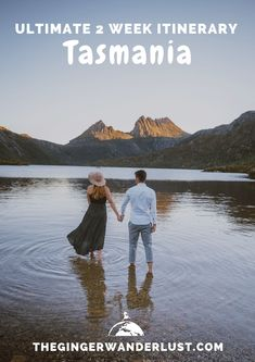 Ultimate 2 Week Tasmania Road Trip Itinerary - The Ginger Wanderlust Tasmania Road Trip, Tasmania Travel, National Park Pass, National Parks, Bruny Island, Saint Helens, Outdoor Spa, Before Sunrise, Rock Pools