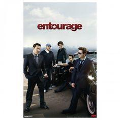 Entourage - Season 7 Poster [11x17] Entourage, Season 7, Movies, Movie Posters, Fictional Characters, Film Poster, Films, Popcorn Posters, Film Books