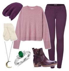 """""""Untitled #487"""" by jcudnohoske ❤ liked on Polyvore featuring 2LUV, Halogen, Pikolinos and Blue Nile"""