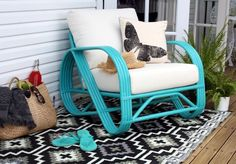 Pretzel Lounge Chair l EcoChic