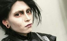 Pentagon  atsuki  Cosplay:Edward Scissorhands  😍❤