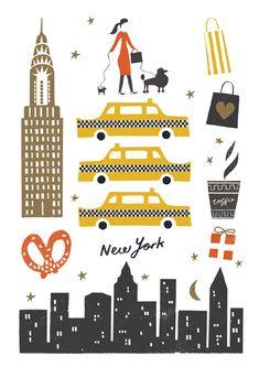 Debbie Powell's illustration