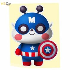 Find More Stickers Information about Avengers Captain America Logo Sticker Thor Hulk Car Stickers Iron Man Tank Cup ,High Quality cup tea,China cup shield Suppliers, Cheap sticker patterns from Molin Co.,ltd. on Aliexpress.com