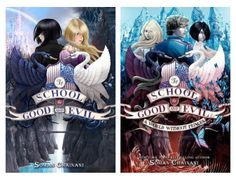 the school for good and evil series - Google Search