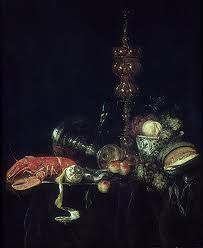 still life painting fruit bugs - Google Search