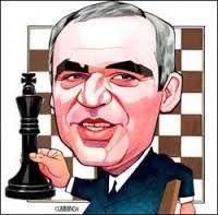 Výsledek obrázku pro chess player caricature