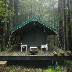 Pinteresting: Camping + Glamping + Outdoor Living