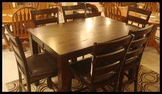 High Top Table At Morris Furniture In Albert Lea MN.