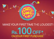 Get Rs 100 Off on min purchase of Rs 110  on ebay first Purchase First Time, The 100, Ebay, Shopping
