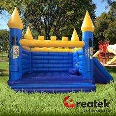 Skákací, nafukovací hrad pro děti. Český kvalitní výrobce skákacích hradů a nafukovacích skluzavek. Park, Outdoor Decor, Parks