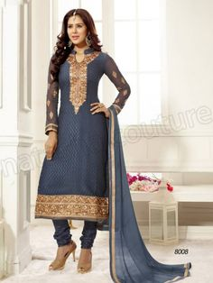 Indian women cultural salwar kameez 2015 By Natasha couture2