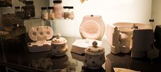 Centuries old ceramic #treasures are presented in new premises and with a modern display concept