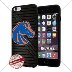 "NCAA-Boise State Broncos,Cool iPhone 6 Plus (6+ , 5.5"") Smartphone Case Cover Collector iphone TPU Rubber Case Black SHUMMA http://www.amazon.com/dp/B012KSH37M/ref=cm_sw_r_pi_dp_f0IRwb1BTA5VJ"