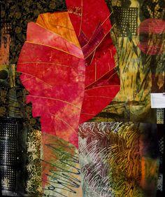 Pat Pauly: Pink Leaf 2