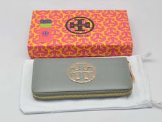Tory Burch Robinson Saffiano Zip Around Continental Wallet Azure Tory Burch Boots, Tory Burch Sandals, Tory Burch Bag, Tory Burch Outlet, Bags 2015, Black Friday Deals, Baby Items, Continental Wallet, Zip Around Wallet