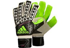 adidas Ace Zones Ultimate Goalkeeper Gloves. Grab them from SoccerPro.