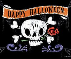 American Greetings cards are perfect for any occasion & a great way to show loved ones you care (electronically)! Halloween Stickers, Halloween Prints, Halloween Skull, Spirit Halloween, Halloween Themes, Happy Halloween, Halloween Decorations, Halloween Costumes, Haunted Halloween