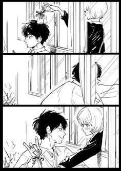 Manga Couple, Anime Love Couple, Anime Couples Manga, Anime Chibi, Manga Anime, Anime Art, Graphic Novel Art, Cute Anime Coupes, Romantic Manga