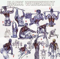 Back Exercises For Mass