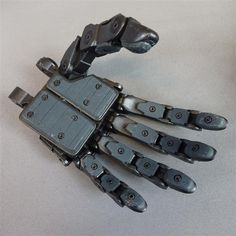 chappie robot joints - Google Search