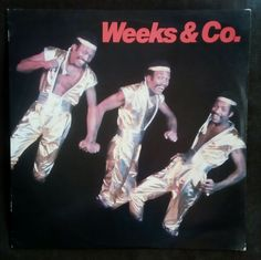 Weeks  Co. - Weeks  Co. LP Record South Africa Pressing SALP(L) 251 #DiscoElectroFunk George Winston, Master Of Puppets, Michael Jackson Thriller, Prince Purple Rain, Beastie Boys, Lp Cover, Daft Punk, Fleetwood Mac, Greatest Hits