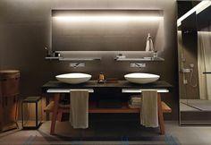 Hansgrohe lancia i rubinetti di design per l'arredo bagno di lusso - Elle Decor Italia