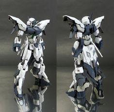 GUNDAM GUY: HG 1/144 Gundam AGE-FX - Custom Build