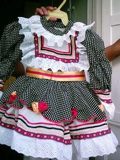 Vestidos de festa junina 2013
