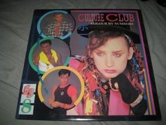 Colour by Numbers--CULTURE CLUB