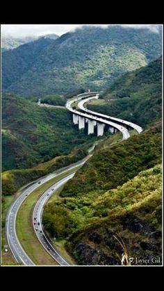 Carr 10 de Arecibo a Utuado luego hasta Ponce