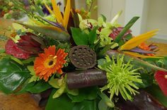 exotic table centerpieces - Google Search
