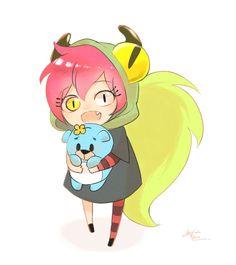 あやも⚡️ (@ayamnnn_195) Chibi, Villainous Cartoon, Dr Flug, Macrame Design, Star Vs The Forces Of Evil, Force Of Evil, Anime, Black Hats, Character Design
