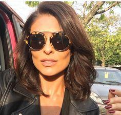 Repaginada! Juliana Paes corta os cabelos e mostra resultado no Instagram