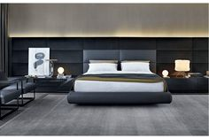 Dream Bed by Marcel Wanders for Poliform