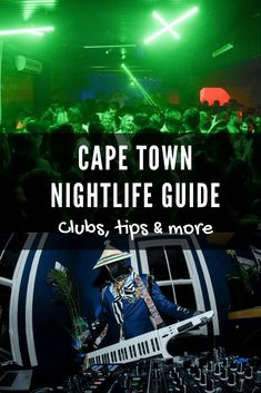 Cape Town is one of the best nightlife cities in South Africa. Read for the top 5 electronic music and techno clubs & insider clubbing tips.