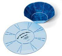 Microwave Fabric Bowl Pattern | Fabric Bowl Tutorial Pattern by Julie McCullough. Buy 6 regular ...