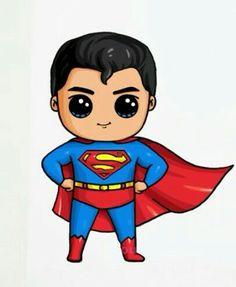Superman By:Draw so cute