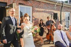 ceremony // charleston wedding // upstairs at midtown // priscilla thomas photography