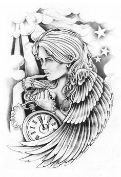 Angel Tattoo Art Tattoo Ideas