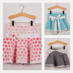 The Twirly Skirt by E&M Patterns