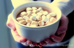 Money Pit Love: Foodie Tuesday | Chocolat Chaud