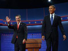 59 Obama vs. Romney deabte Oct. 4, 2012