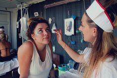 Pukkelpop Festival (2015) Make Up, Crown, Fashion, Moda, Corona, Fashion Styles, Makeup, Beauty Makeup, Fashion Illustrations