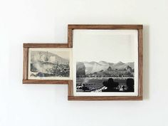 Artist Creates Imaginary Landscapes by Mixing Vintage Photos He Finds at Flea Markets | Junkculture
