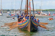 Denmark was the heartland of viking   society in the viking age between 800-1050 AD. Viking raids left from Denmark and fleets of Danish viking ships attacked and plundered towns, churches and monasteries throughout Western Europe and sailed as far away as Constantinople.